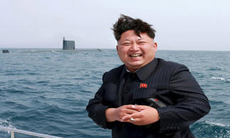 Kim Jong-un has been awarded a prize for global statesmanship. The North Korean dictator is to receive the award from the Bali-based Sukarno Centre.