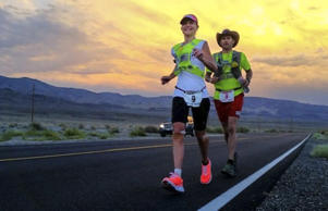 Nikki Wynd from Lysterfield in eastern Melbourne was the first female finisher in the Badwater ultramarathon, and placed fourth overall.