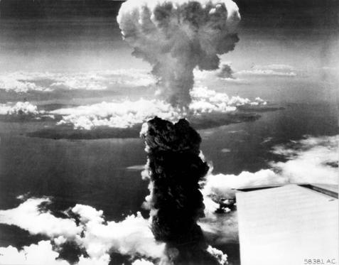 Diapositiva 1 de 61: 1945 Atomic bombings of Hiroshima and Nagasaki