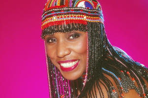 File photo of Syreeta Wright. Harry Langdon/Getty Images