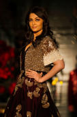 Watch: Aishwarya Rai makes catwalk comeback after five years
