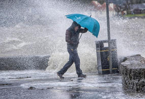 Gale-force winds, heavy rain and temperatures well below normal - Ireland's disappointing summer is set to continue in the week ahead.