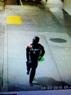 In this Monday, Aug. 3, 2015, still image from a surveillance video provided by Los Angeles Airport Police, shows a French-speaking Special Olympics athlete who has gone missing. The 15-year-old athlete who was last seen early Monday morning at Los Angeles International Airport, LAX Terminal 5 near the Delta ticketing area, and reportedly wandered outside LAX. He is believed to have his passport and boarding pass with him.