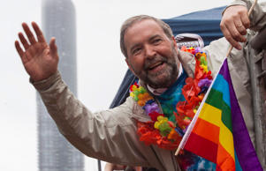 Thomas Mulcair.