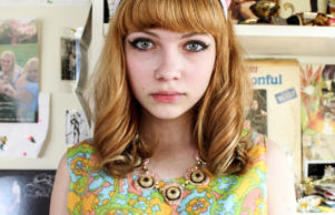 Teenage fashion blogger Tavi Gevinson has been cast in a new TV show, Scream Queens.