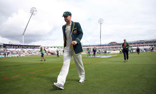 Michael Clarke won't walk away from Test cricket
