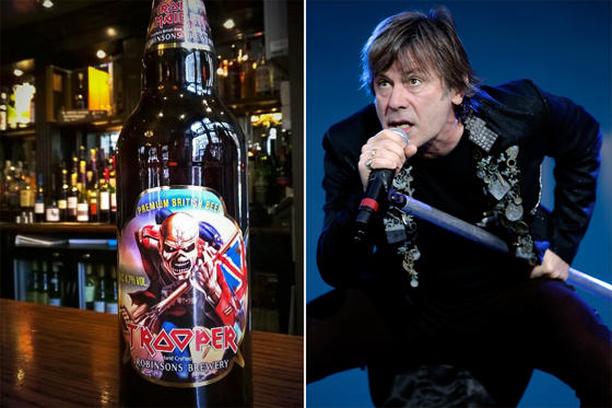 (GERMANY OUT) Iron Maiden, Bruce Dickinson (Singer) 'Maiden England European'-Tour Open Air at Arena Oberhausen  (Photo by Brill/ullstein bild via Getty Images)