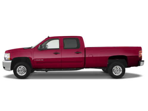 Slide 1 of 9: 2007 Chevrolet Silverado 2500HD