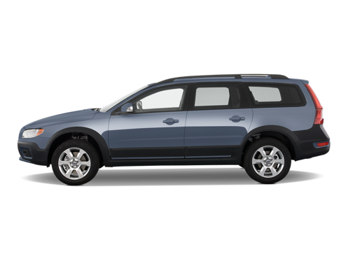Slide 1 of 24: 2009 Volvo XC70