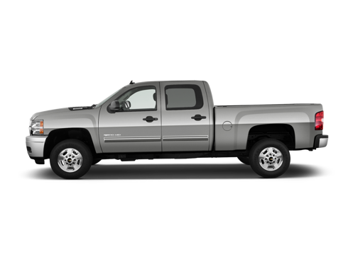 Slide 1 of 18: 2013 Chevrolet Silverado 2500HD