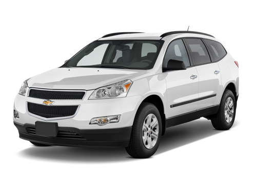 Slide 1 of 6: 2011 Chevrolet Traverse