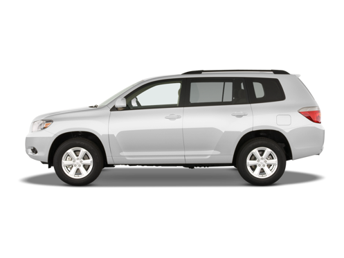Slide 1 of 16: 2010 Toyota Highlander