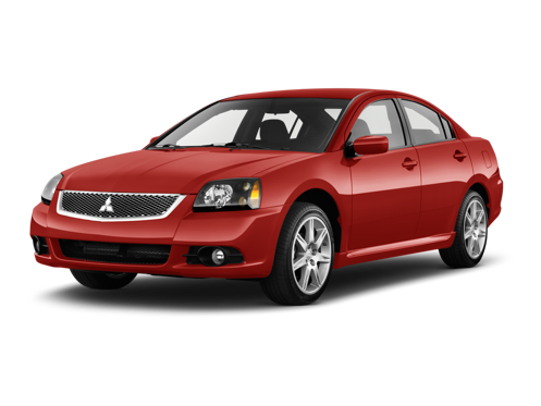 Slide 1 of 12: 2012 Mitsubishi Galant