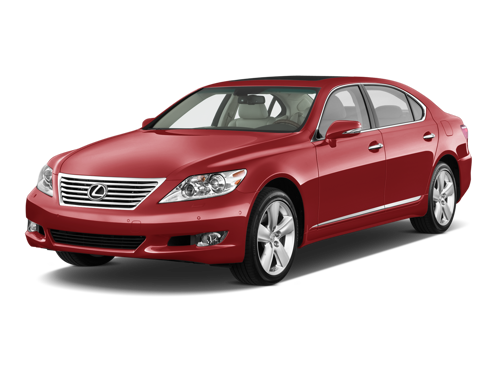 Slide 1 of 20: 2012 Lexus LS
