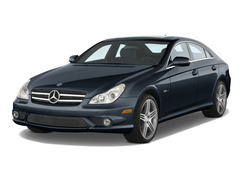 Slide 1 of 18: 2010 Mercedes-Benz CLS-Class