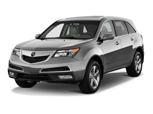 Slide 1 of 12: 2013 Acura MDX