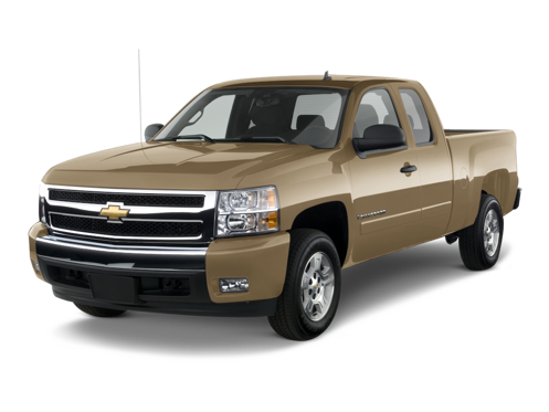 Slide 1 of 24: 2010 Chevrolet Silverado 1500