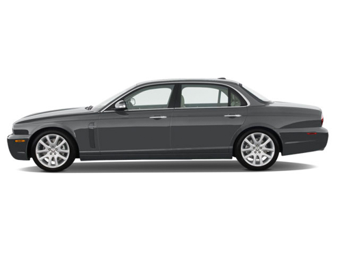 Slide 1 of 41: 2009 Jaguar XJ Series