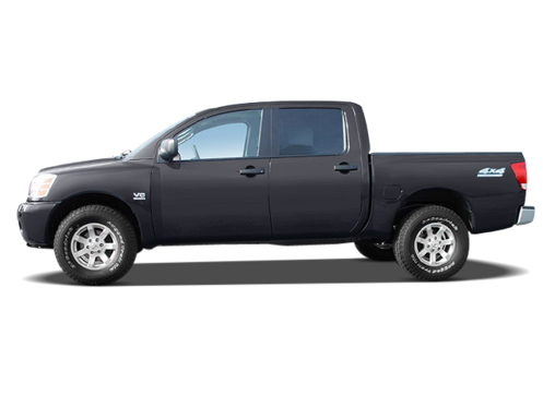 Slide 1 of 9: 2006 Nissan Titan