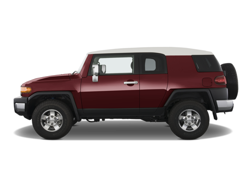 Slide 1 of 12: 2010 Toyota FJ Cruiser