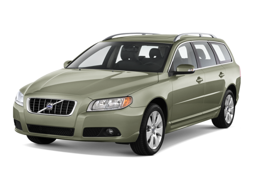 Slide 1 of 30: 2009 Volvo V70