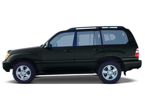 Slide 1 of 8: 2006 Toyota Land Cruiser