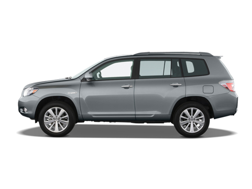 Slide 1 of 18: 2009 Toyota Highlander