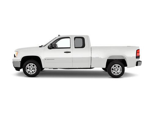 Slide 1 of 29: 2008 GMC Sierra 1500