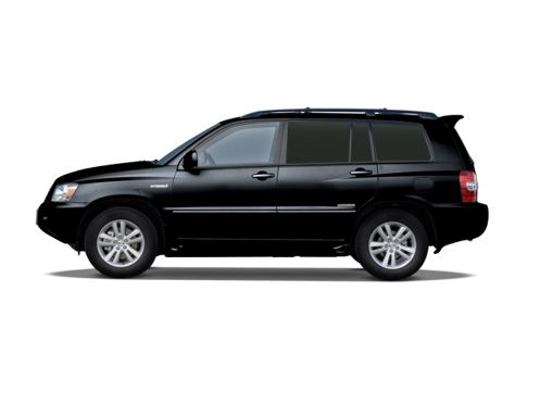Slide 1 of 8: 2006 Toyota Highlander