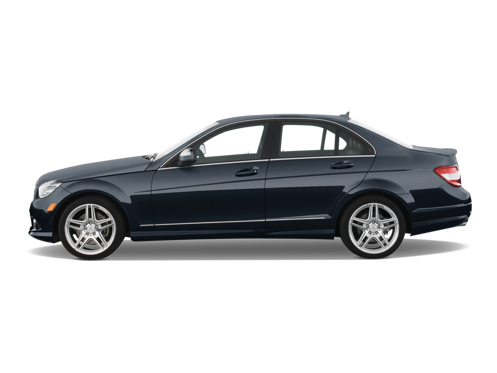 Slide 1 of 34: 2010 Mercedes-Benz C-Class