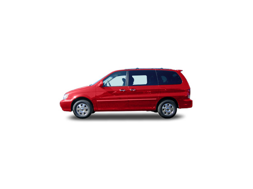 Slide 1 of 8: 2003 Kia Sedona