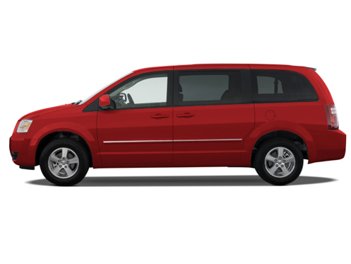 Slide 1 of 23: 2008 Dodge Grand Caravan