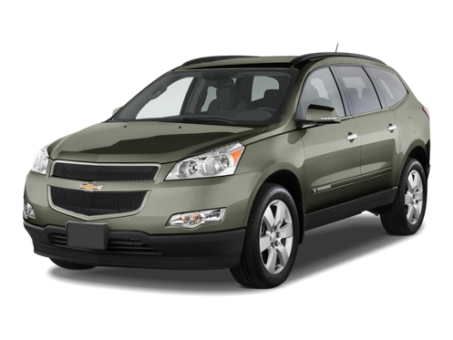 Slide 1 of 14: 2011 Chevrolet Traverse