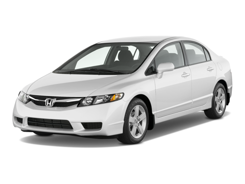 Slide 1 of 16: 2010 Honda Civic