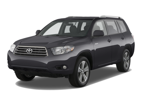 Slide 1 of 26: 2009 Toyota Highlander