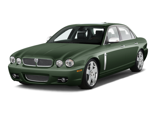 Slide 1 of 44: 2009 Jaguar XJ Series