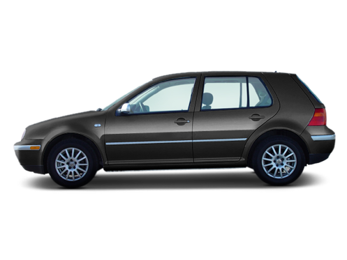 Slide 1 of 6: 2003 Volkswagen Golf