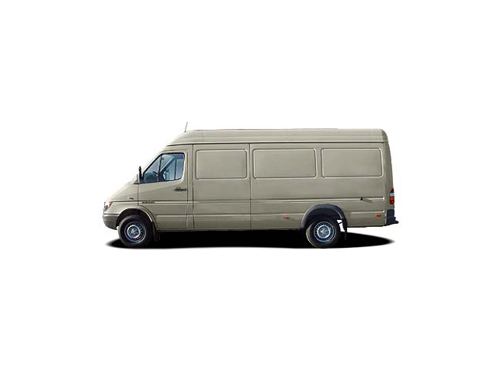 Slide 1 of 17: 2004 Dodge Sprinter Van