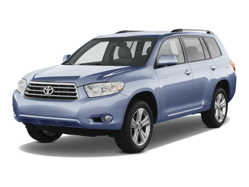 Slide 1 of 27: 2009 Toyota Highlander