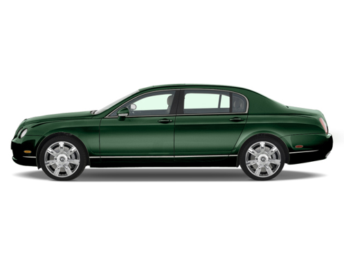 Slide 1 of 48: 2008 Bentley Continental Flying Spur