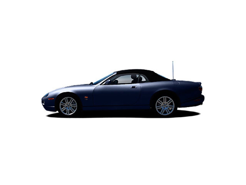 Slide 1 of 8: 2005 Jaguar XK Series
