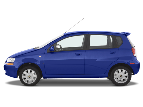 Slide 1 of 6: 2006 Chevrolet Aveo
