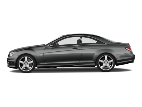 Slide 1 of 36: 2010 Mercedes-Benz CL-Class