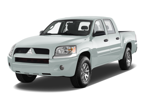 Slide 1 of 14: 2009 Mitsubishi Raider