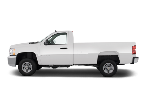 Slide 1 of 28: 2009 Chevrolet Silverado 2500HD