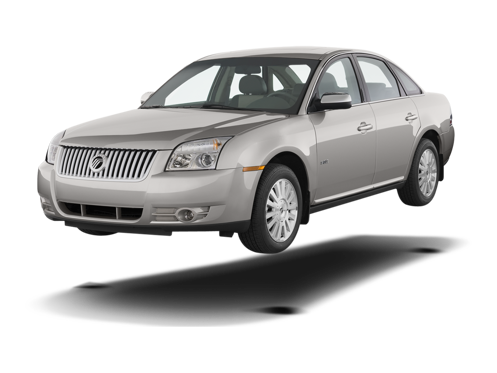 Slide 1 of 29: 2008 Mercury Sable