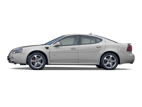 Slide 1 of 9: 2007 Pontiac Grand Prix