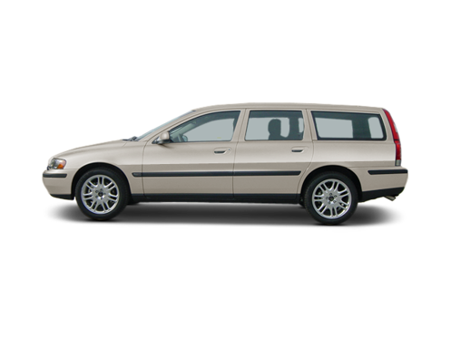 Slide 1 of 8: 2005 Volvo V70