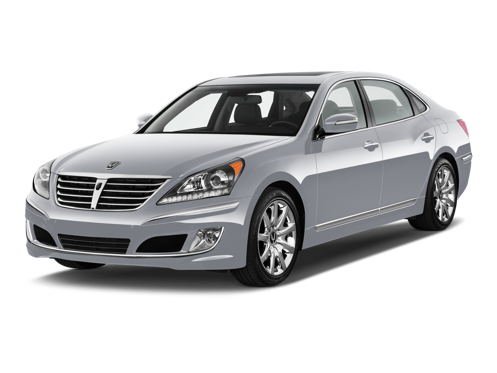 Slide 1 of 8: 2012 Hyundai Equus