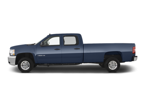 Slide 1 of 26: 2009 Chevrolet Silverado 2500HD